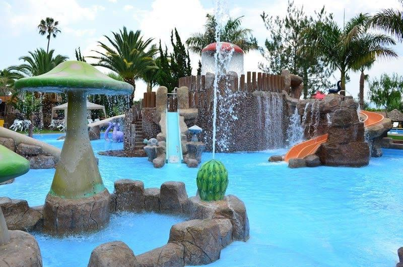 Balnearios y Parques Acuaticos